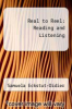 cover of Real to Reel: Reading and Listening