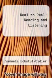Cover of Real to Reel: Reading and Listening EDITIONDESC (ISBN 978-0883773161)
