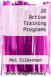 Cover of 20 Active Training Programs EDITIONDESC (ISBN 978-0883903018)