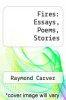 cover of Fires: Essays, Poems, Stories (18th edition)