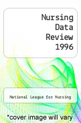 Nursing Data Review 1996 by National League for Nursing - ISBN 9780887376856