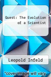 Cover of Quest: The Evolution of a Scientist  (ISBN 978-0887387968)