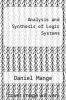 cover of Analysis and Synthesis of Logic Systems