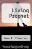 cover of Living Prophet