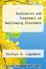 cover of Evaluation and Treatment of Swallowing Disorders