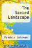 cover of The Sacred Landscape