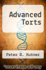 cover of Advanced Torts