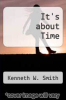 cover of It`s about Time