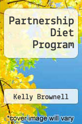 Cover of Partnership Diet Program EDITIONDESC (ISBN 978-0892561032)