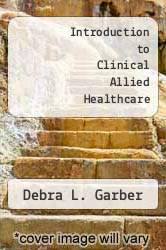Cover of Introduction to Clinical Allied Healthcare EDITIONDESC (ISBN 978-0892624317)