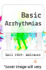 cover of Basic Arrhythmias (3rd edition)