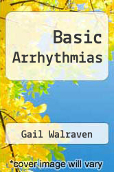 Cover of Basic Arrhythmias 2 (ISBN 978-0893034184)