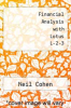 cover of Financial Analysis with Lotus L-2-3