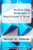 cover of Nursing Drug Reference: A Practitioner`s Guide