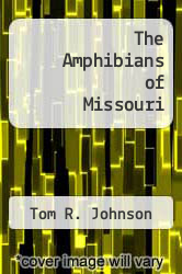 Cover of The Amphibians of Missouri EDITIONDESC (ISBN 978-0893380052)