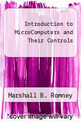 Cover of Introduction to MicroComputers and Their Controls EDITIONDESC (ISBN 978-0894131318)