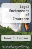 cover of Legal Environment of Insurance (2nd edition)