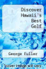 cover of Discover Hawaii`s Best Golf