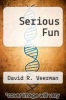 cover of Serious Fun