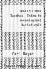 cover of Donald Lines Jacobus` Index to Genealogical Periodicals
