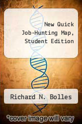 Cover of New Quick Job-Hunting Map, Student Edition  3RD 85 (ISBN 978-0898151527)