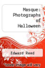 cover of Masque: Photographs of Halloween