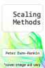 cover of Scaling Methods