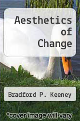 Cover of Aesthetics of Change 1 (ISBN 978-0898620436)