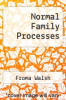 cover of Normal Family Processes (2nd edition)