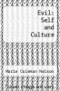 cover of Evil: Self and Culture