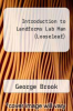 cover of Introduction to Landforms Lab Man (Looseleaf) (4th edition)