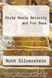 Cover of Kirby Koala Activity and Fun Book  (ISBN 978-0899542843)