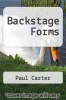 cover of Backstage Forms