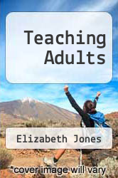 Cover of Teaching Adults 86 (ISBN 978-0912674964)