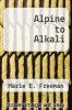 cover of Alpine to Alkali