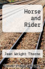 cover of Horse and Rider