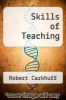 cover of Skills of Teaching
