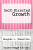 cover of Self-Directed Growth