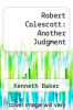 cover of Robert Colescott: Another Judgment