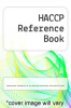 cover of HACCP Reference Book