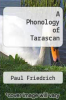 cover of A Phonology of Tarascan