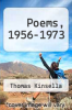 cover of Poems, 1956-1973