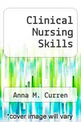 Cover of Clinical Nursing Skills EDITIONDESC (ISBN 978-0918082022)