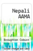 cover of Nepali AAMA (2nd edition)