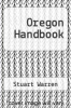 cover of Oregon Handbook (2nd edition)