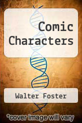 Cover of Comic Characters EDITIONDESC (ISBN 978-0929261553)
