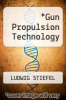 cover of Gun Propulsion Technology