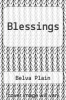 cover of Blessings