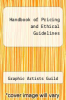 cover of Handbook of Pricing and Ethical Guidelines (7th edition)