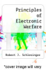 cover of Principles of Electronic Warfare